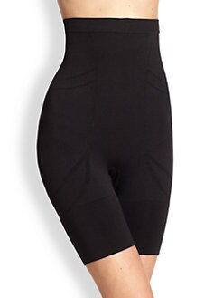 Spanx - Slim Cognito High-Waisted Mid-Thigh Shaper <CRLF>