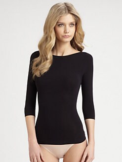 Spanx - Boatneck Control Top