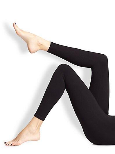 Ribbed Leggings