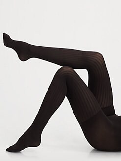 Spanx - Tight End Coil Stripe Tights