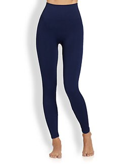Spanx - Look At Me Textured Leggings