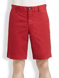 Faconnable - Cotton Shorts
