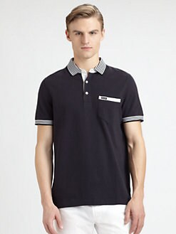 Faconnable - Cotton Polo