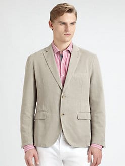 Faconnable - Cotton/Linen Blazer