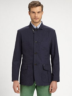 Faconnable - Enzyme Wash Sportcoat
