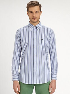 Faconnable - Multistriped Sportshirt