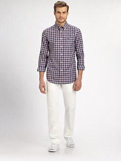 Faconnable - Multi Plaid Sportshirt