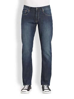 Faconnable - Five-Pocket Jeans