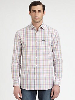 Faconnable - Plaid Sportshirt