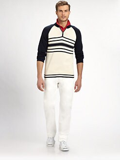 Faconnable - Half-Zip Sweater