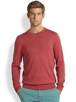 Faconnable - Silk/Cotton/Cashmere Sweater