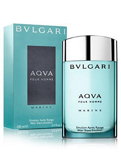 BVLGARI - AQVA Pour Homme After Shave/3.4 oz.