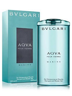 BVLGARI - AQVA Pour Homme Marine Shampoo and Shower Gel