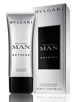BVLGARI - MAN EXTREME After Shave Balm/3.4 oz.