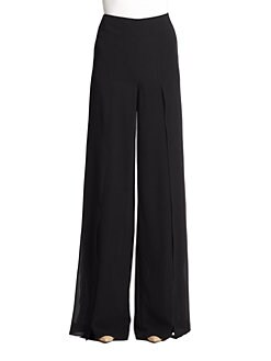 Akris - Fellia Silk Pants