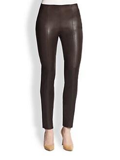 Akris - Melissa Leather Pants