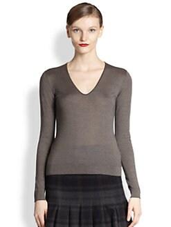 Akris - Silk Cashmere Knit Pullover