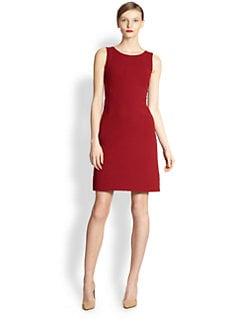 Akris - Wool Sheath Dress