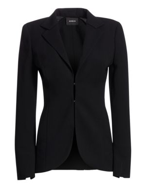 Architecture Collection Double-Faced Wool Jacket