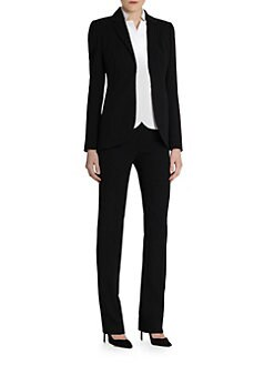 Akris - Architecture Collection Double-Faced Wool Jacket