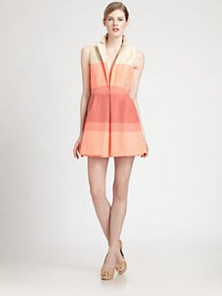 Akris - Festival Short Coatdress