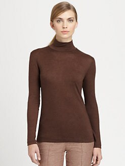 Akris - Cashmere & Silk Turtleneck Sweater