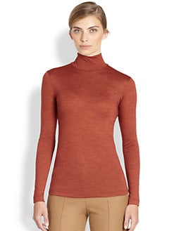 Akris - Cashmere & Silk Turtleneck