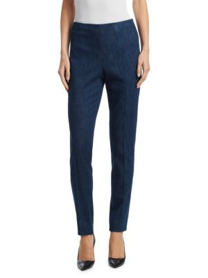 Melissa Cotton Denim Pants