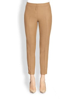 Akris - Marcie Wool Ankle Pants