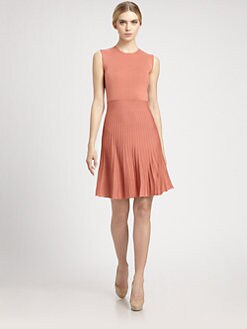 Akris - Stretch Silk Dress