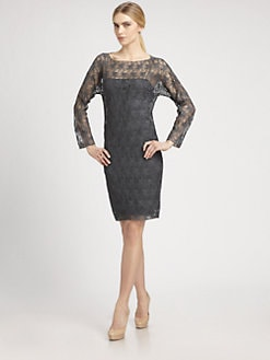 Akris - Lace Dress