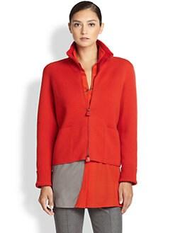 Akris - Knit Cashmere Jacket
