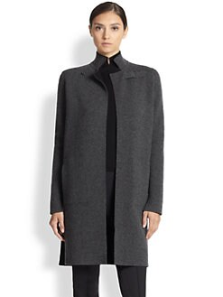 Akris - Reversible Cashmere Coat