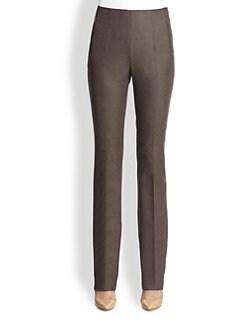 Akris - Constance Stretch Wool Pants