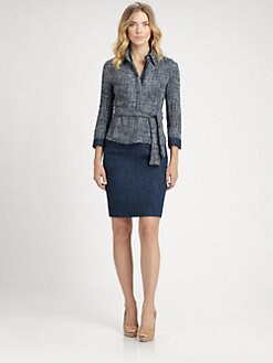 Akris - Belted Jacket