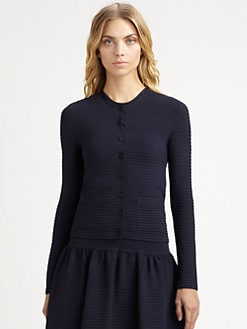 Akris - Ribbed Cardigan