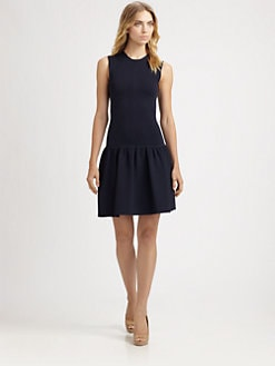 Akris - Drop-Waist Knit Dress