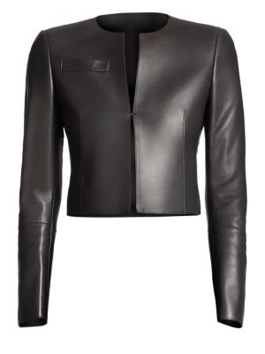 Architecture Collection Hasso Leather Jacket