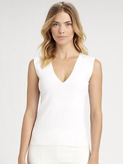 Akris - V-Neck Tank