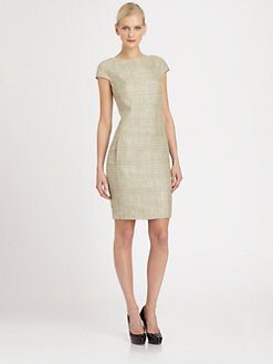 Akris - Plaid Dress