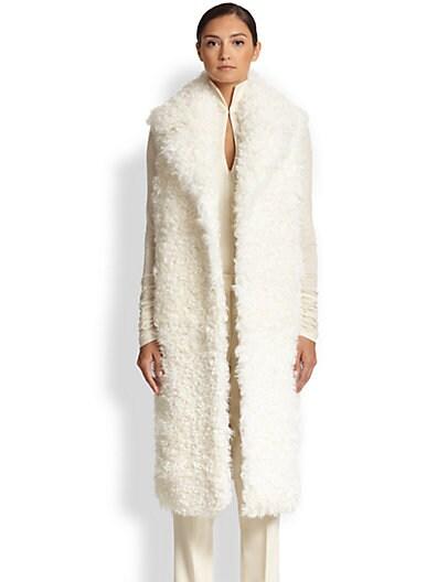 Kalgan Lamb Fur Vest