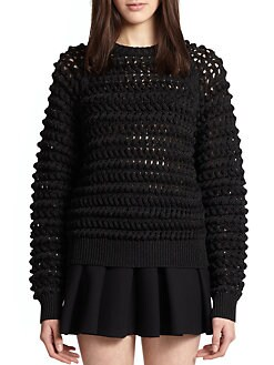 Alexander Wang - Bubble Knit Pullover