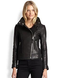 Mackage - Leather Biker Jacket