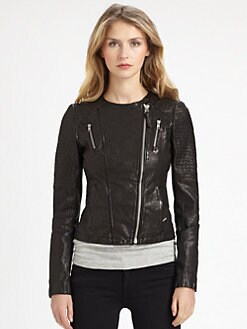 Mackage - Brooklyn Leather Jacket