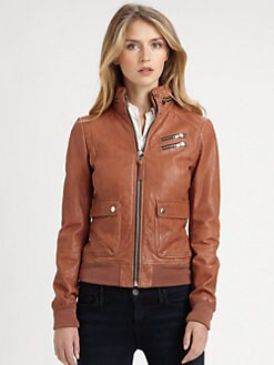 Mackage - Liat Leather Jacket