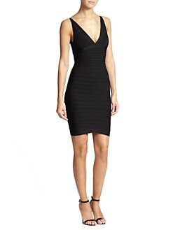 Herve Leger - Banded Tank Dress