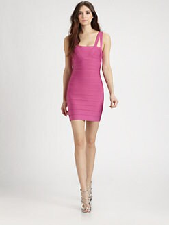 Herve Leger - Zinnia Bandage Dress