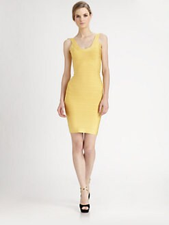 Herve Leger - Bandage Tank Dress