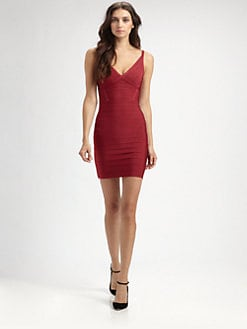Herve Leger - Scarlett Bandage Dress