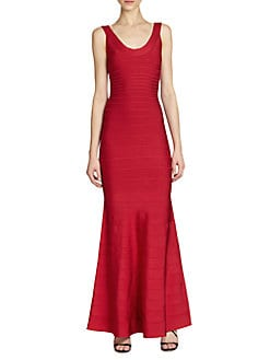 Herve Leger - Bandage Gown